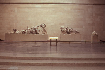 "Fig. 2 ""Elgin Marbles"", the British Museum, London"